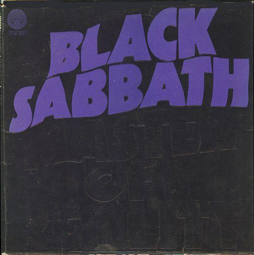 Black Sabbath «Master of Reality»