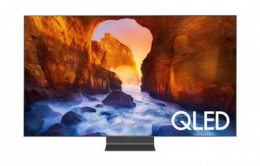 4K QLED телевизор Samsung Q90R