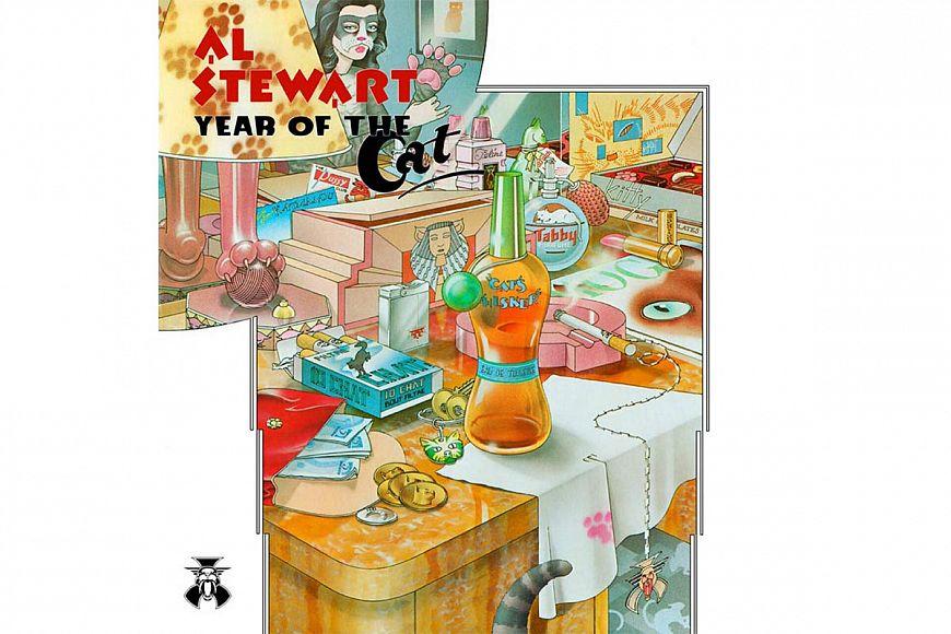 Al Stewart «Year Of The Cat»
