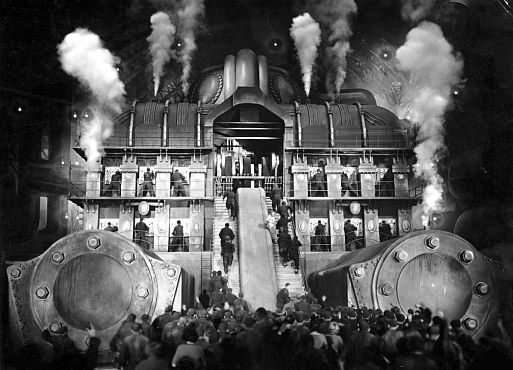 «Метрополис» / Metropolis (1927)