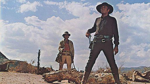«Однажды на Диком Западе» / C'era una volta il West (1968)