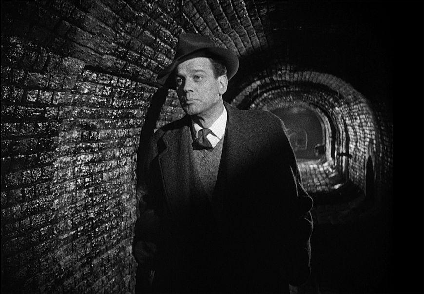 1. Третий человек / The Third Man (1949)