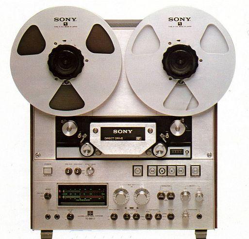 Катушечные магнитофоны и бобинники