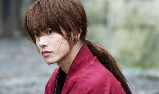 «Бродяга Кэнсин» / Ruroni Kenshin: Meiji kenkaku roman tan (2012)