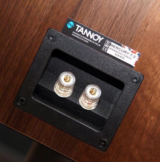 �������� ������������ ������� Tannoy Mercury 7.2