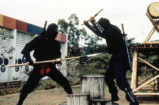 «Американский ниндзя» / American Ninja (1985)