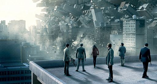 10. Начало / Inception (2010)