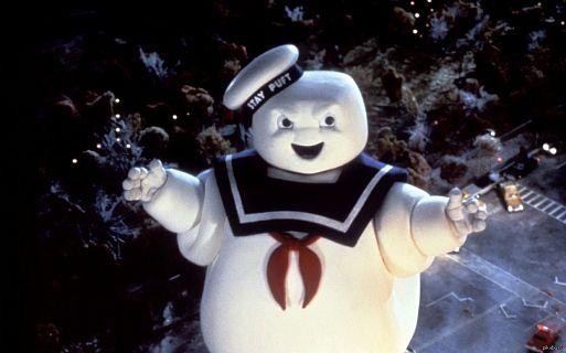 Зефирный человек, «Охотники за привидениями» / Ghostbusters (1984)