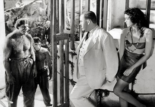 «Остров потерянных душ» / Island of Lost Souls (1932)