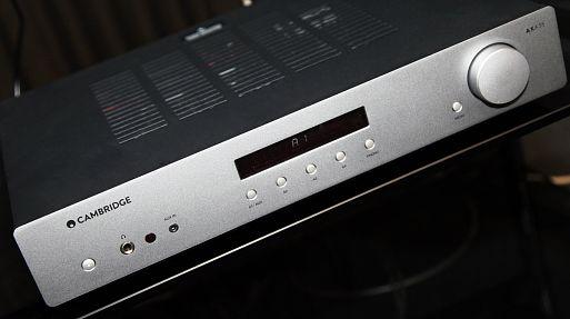 Тестируем стереосистему из электронных компонентов Cambridge серии AX и акустики DALI Spektor 6