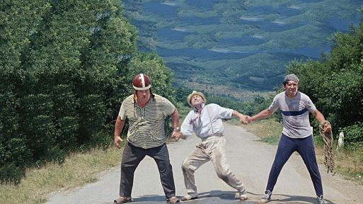 4. «Кавказская пленница» (1967) – 76,5 миллиона зрителей