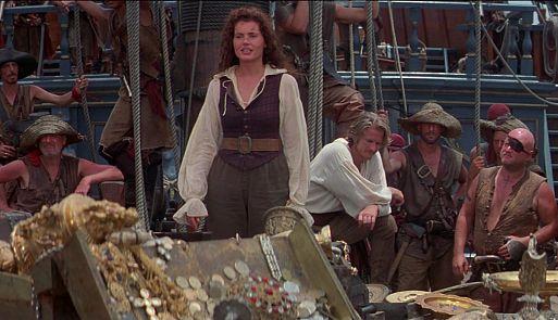 «Остров головорезов» / Cutthroat Island (1995)