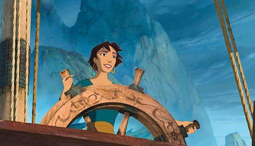 «Синдбад: Легенда семи морей» / Sinbad: Legend of the Seven Seas (2003)