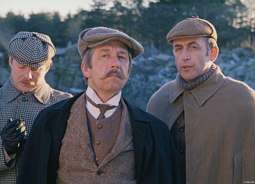 «Приключения Шерлока Холмса и доктора Ватсона» (1979)