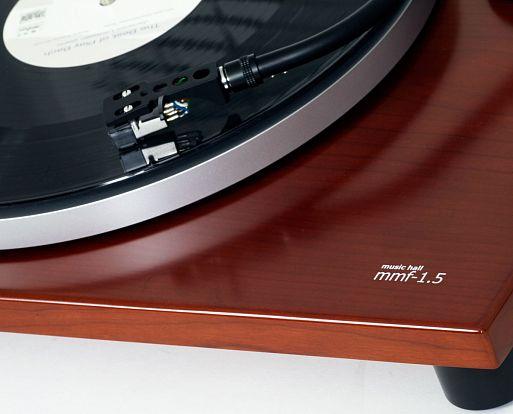 Проигрыватель виниловых пластинок Music Hall mmf-1.5