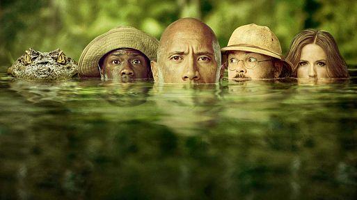 «Джуманджи 2» / Untitled Jumanji: Welcome to the Jungle Sequel