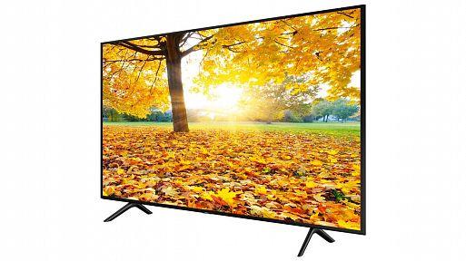 4K QLED телевизор Samsung Q60R
