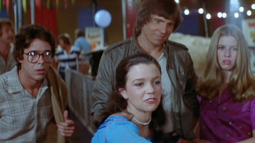 2. Смертельная забава / The Funhouse (1981)