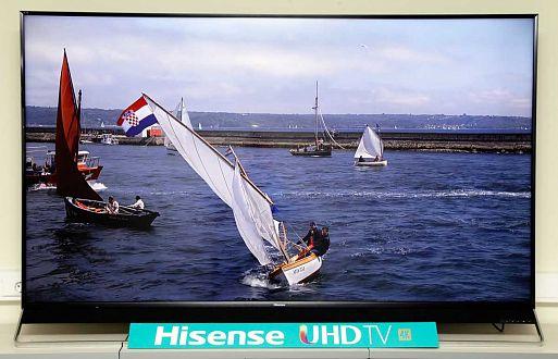 4K-телевизор Hisense H75U9A