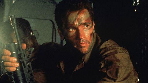 13. Хищник / Predator (1987)