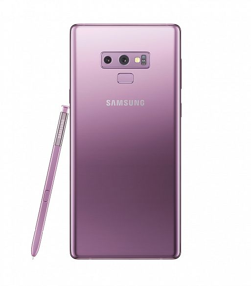 Смартфон Samsung Galaxy Note9