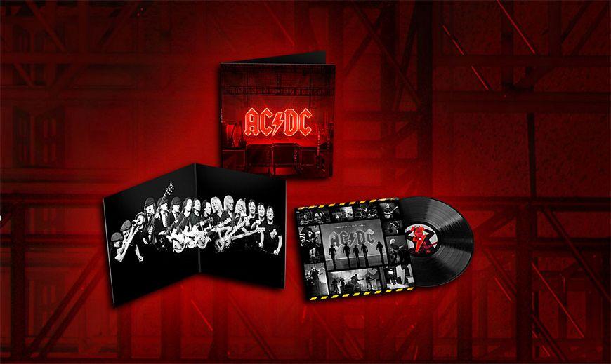 AC/DC выпускает новый альбом «Power Up»
