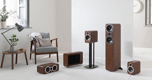 Акустические системы Q Acoustics серии 3000i