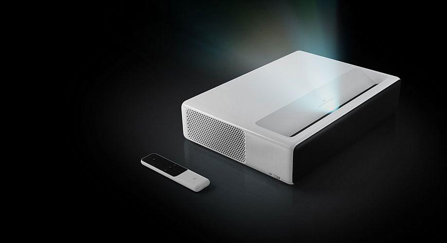 Что такое лазерный проектор
