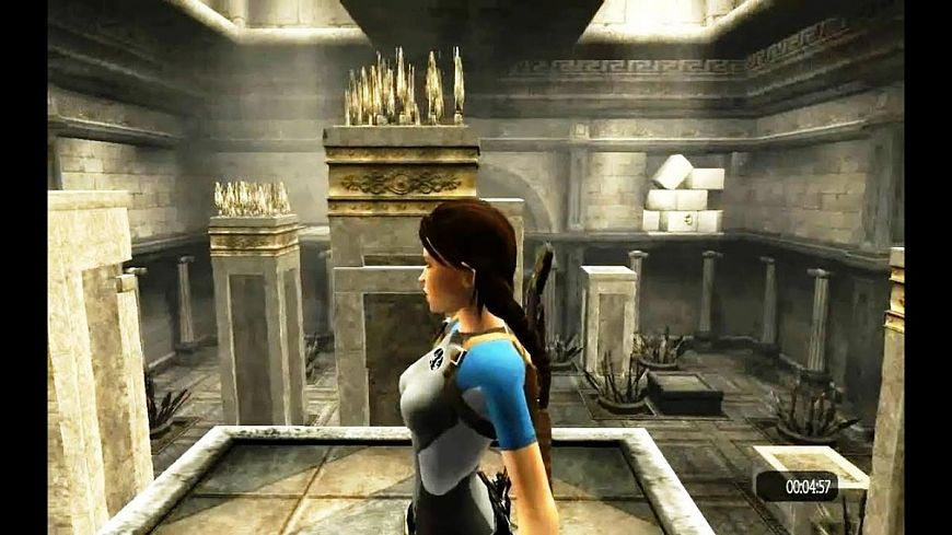 3. Tomb Raider: Anniversary