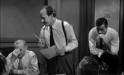 «12 разгневанных мужчин» / 12 Angry Men (1957)