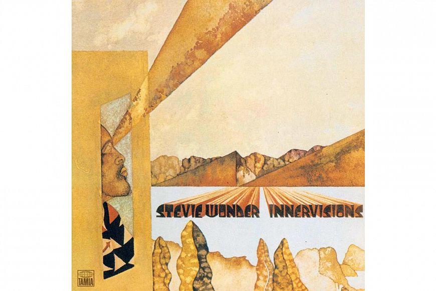 "Stevie Wander ""Innervisions"" (1973) Tamla"