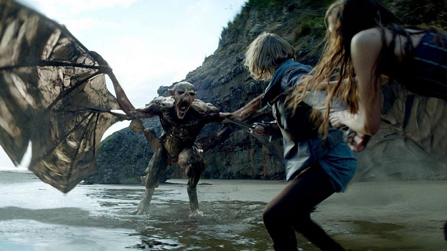 7. Хроники Шаннары / The Shannara Chronicles (2016)