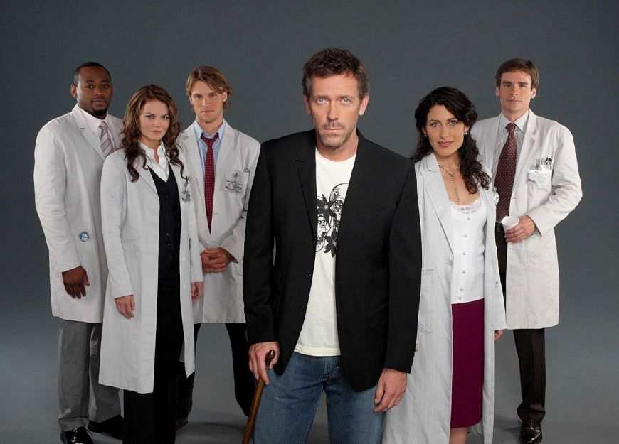 Доктор Хаус / House, M.D. (2004 – 2012)