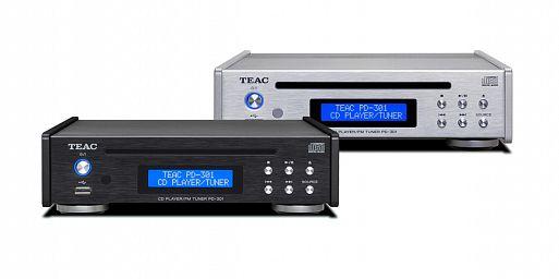 CD-проигрыватель / ЦАП TEAC PD-301-X