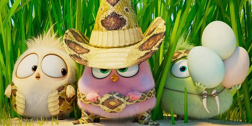 «Angry Birds 2 в кино» / The Angry Birds Movie 2 (2019)