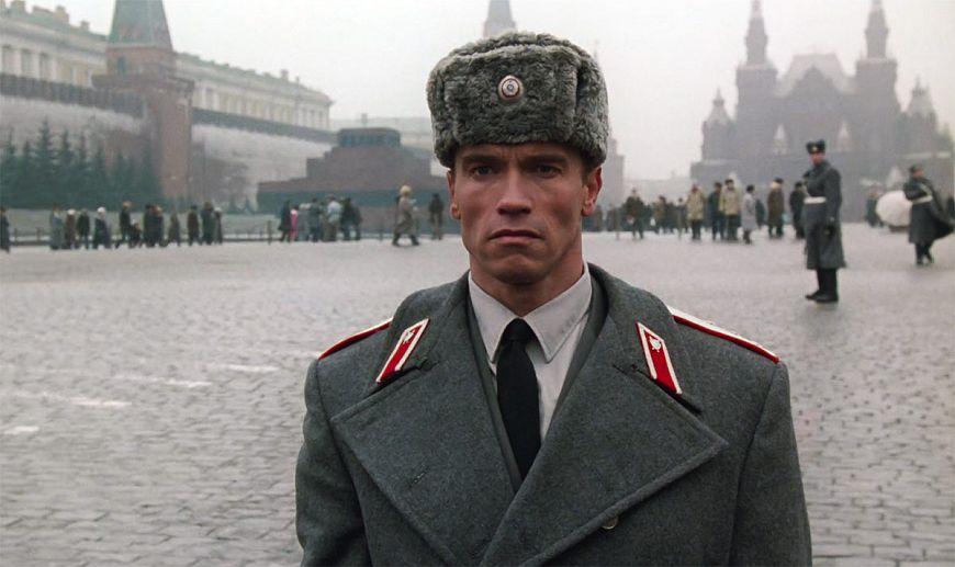 Красная жара / Red Heat (1988)