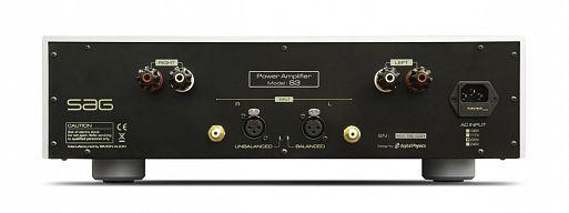 Усилитель мощности Simon Audio S3