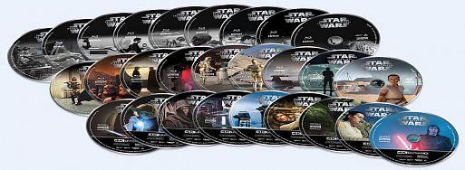 Все «Звездные Войны» в 4K