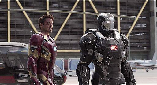 41. Первый мститель: Противостояние / Captain America: Civil War (2016)