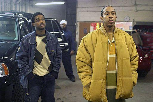 4. Столкновение / Crash (2004)