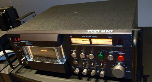 Tandberg TCD 910