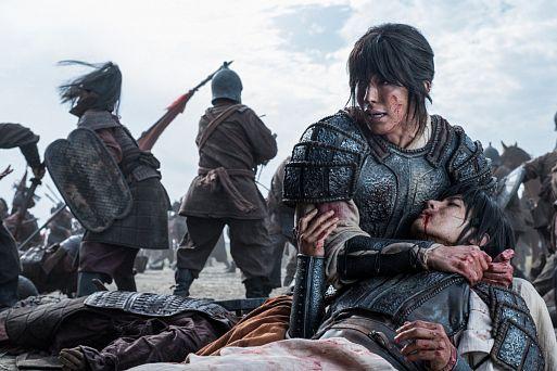 Великая битва / Ansiseong (2018)