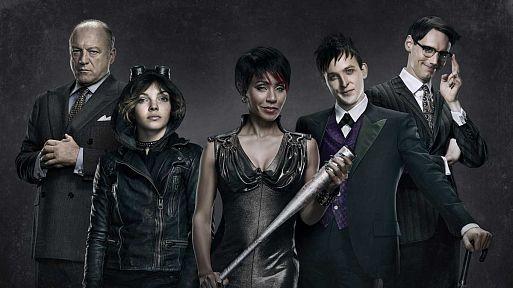«Готэм» / Gotham (2014, 5 сезонов)