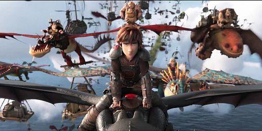 Как приручить дракона 3: Скрытый мир / How to Train Your Dragon 3: Hidden World (2019)