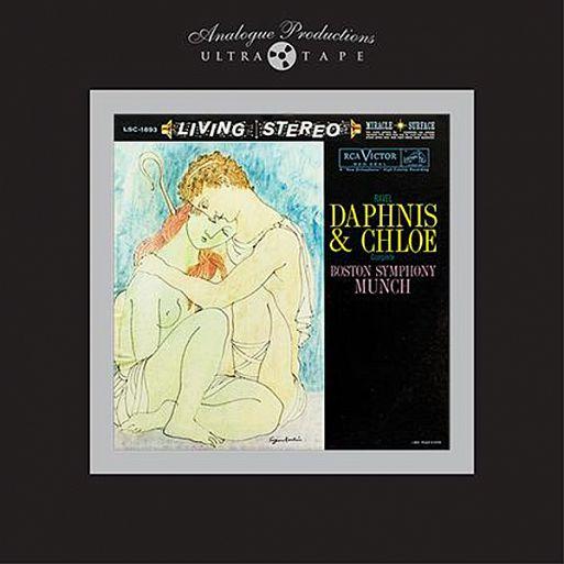 Charles Munch, Boston Symphony Orchestra – Ravel «Daphnis And Chloe»