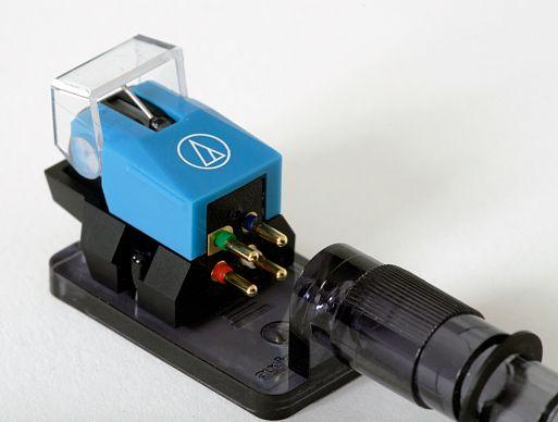 Audio-Technica VM520EB, VM510CB, AT-F2
