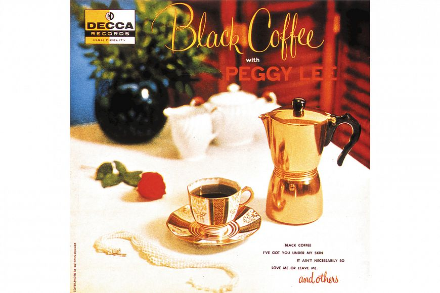 Peggy Lee «Black Coffee»