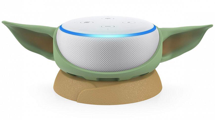 Оригинальная подставка для Amazon Echo Dot от OtterBox