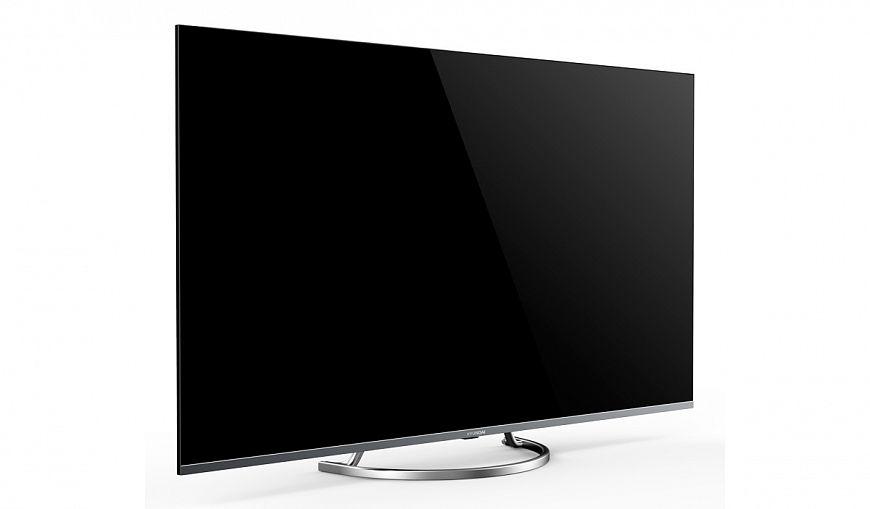 Смарт-телевизор Hyundai H-LED50EU8000