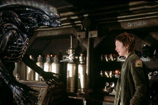 Ксеноморф, «Чужой» / Alien (1979)